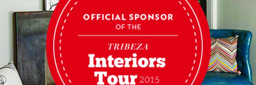 TRIBEZA 2015 Interiors Tour – Please Join Us!